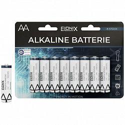 Batérie Alkaline Lr6 Aa, 8 Ks/bal.