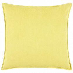 Dekoračný Vankúš Nizza Žltá, 60/60cm