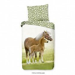 Detská Posteľná Bielizeň Young Horse Ca. 140x200cm