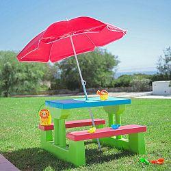 Detský Záhradný Stôl Bella